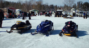 TEAM MUSKOKA RACING can fix your sled for TRACK or TRAIL