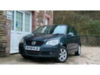 Volkswagen Polo 1.4 ( 80PS ) automatic Match 2 owner full service history 27k