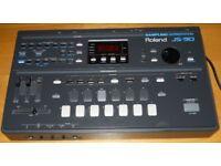 ROLAND JS-30 Sampling Workstation for producers and DJs - vintage synth (1994) classic sampler JS30