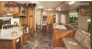 2014 Travel Trailer For Sale - Like NEW!