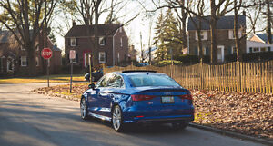 2015 Audi S3 2,0T Progressiv Berline - Magnetic Ride, S-Tronic 6
