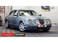 2004 54 JAGUAR S-TYPE 3.0 SE V6 4D AUTO 240 BHP