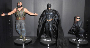 DC Collectibles 1:6 Dark Knight Rises Statue Lot
