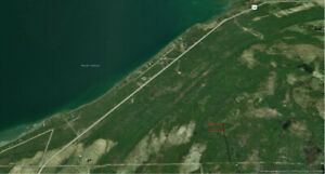 5.45 Acre Lot on Manitoulin Island! Land Nr Tobermory! Property!