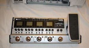 Mint condition ZOOM G5 Modelling Effects Pedal