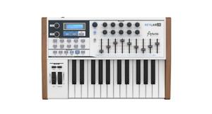 Arturia Keylab 25 (clavier-contrôleur MIDI keyboard-controller)