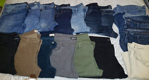 Large lot of women's clothes - approx 50 items!