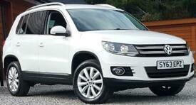image for 2013 Volkswagen Tiguan MATCH TDI BLUEMOTION TECH 4MOTION DSG Semi Auto Estate Di