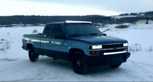 1990 Chevy 1500 2wd 305(5.0L) for trade for diesel