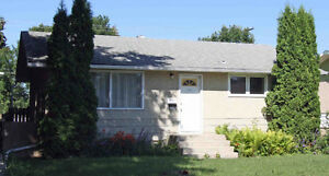 North Battleford house for rent