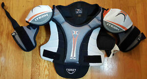 ITech Player Chest Protector, Youth Large, $50, Good condition