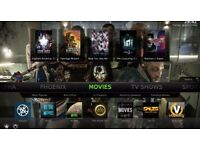 Fully loaded android boxes
