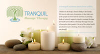 Tranquil Massage Therapy (Winter Special)