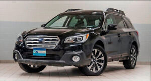 URGENT 2016 Subaru Outback 3.6R Limited – Save Some Tax!