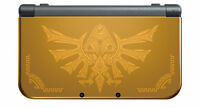 Nintendo 3DS XL Hyrule edition + Pokemon X