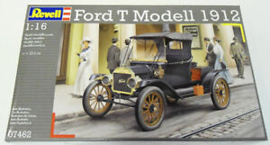 Revell Germany 1/16 Ford Model T