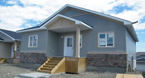 New 2 Bdrm 2 Bath Walk-Out Bungalow in Turner Valley-CASH BACK!!