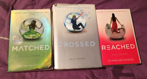 Matched Book Series for Sale by: Ally Condie Windsor Region Ontario image 1