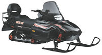 2006 arctic cat panther parting out