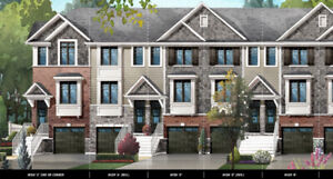 Brand New Branthaven Townhome for rent in Stoney Creek