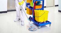 Résidentiel and commercial Cleaning service