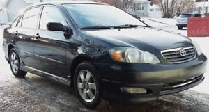 2006 Toyota Corolla Sport --- Fully Loaded