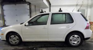 2009 Volkswagen City Golf 76,200 km
