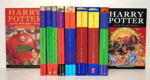 Original Harry Potter Softcovers $12—$20