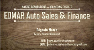 Auto Sales and Finance