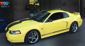 2003 Ford Mustang GT V8 Supercharged Coupe (2 door)