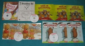 Primary Groundhog Day Books and CDs