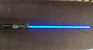 Luke Skywalker Master Replicas Lightsaber