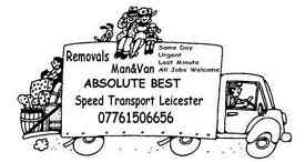 Man & Van Transport Removals Local National