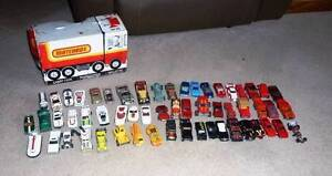 Collection of Matchbox, Corgie and Hotwheels & others plus case Bilinga Gold Coast South Preview