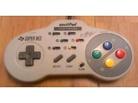 Ascii Pad Super Nintendo Entertainment System