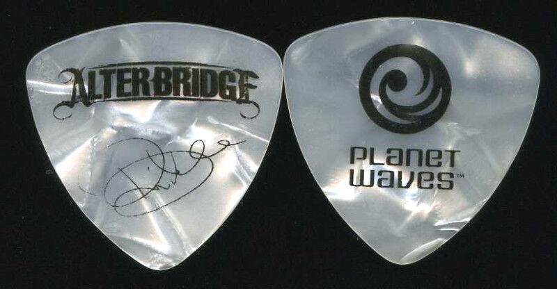 ALTER BRIDGE 2008 Tour Guitar Pick!!! BRIAN MARSHALL custom concert stage Pick