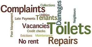 We do tenant screening, credit checks, leases, evictions & more