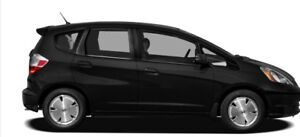 2011 Honda Fit... awesome car.one owner