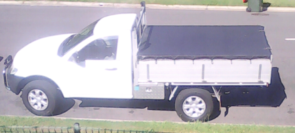 """ MAN & XLARGE UTE 4 HIRE """