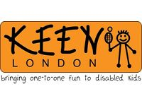 Become a Volunteer for children with disabilities in Hackney!