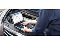 Mobile Car Auto Diagnostics and Maintenance