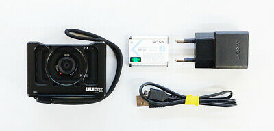 # Sony Cyber-Shot DSC-RX0 II RX0M2 4K Waterproof  Digital Camera S/N 3667048