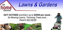 Lawn and Garden franchises for sale, Central Coast and Newcastle Newcastle Area Preview