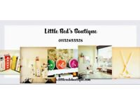 Little Red's Boutique, Unisex Hair Salon
