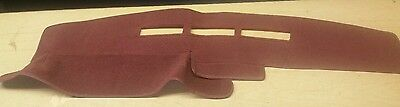 1988-1989-1990-1991-1992-1993-1994 CHEVROLET SILVERADO DASH COVER BURGANDY
