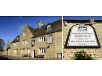 Sous chef required at The White Swan Harringworth