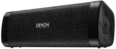 Neu Denon Tragbar Bluetooth Lautsprecher Envaya Dsb-250bt-bk Schwarz ()