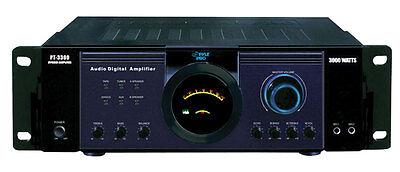 NEW AMP 3000W 3000 WATT HOME HOUSE DIGITAL STEREO AUDIO POWER AMPLIFIER + REMOTE