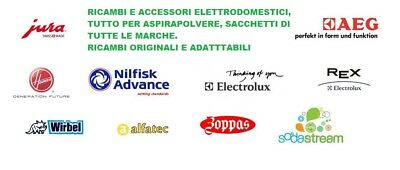 Boutique Electrolux Hoover Ricambi