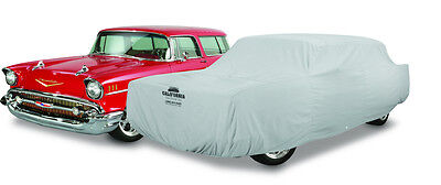 1959 Chevy Stepside Long Bed Pickup Custom Fit Grey Ultraweave Outdoor Car Cover